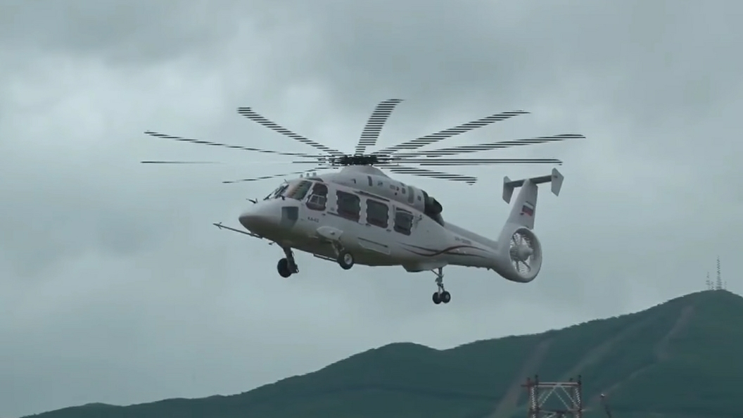 Египет согласился купить у России вертолеты Ка-52К для Мистралей