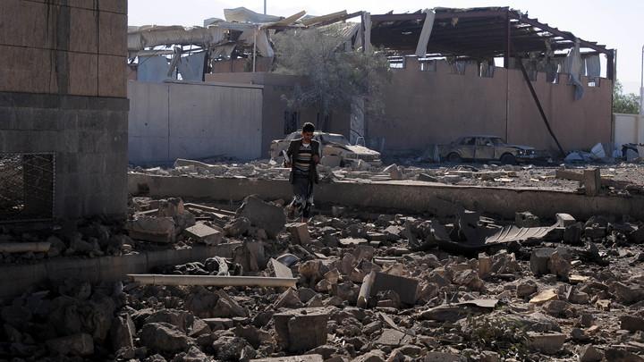 Саудовская Аравия перехватила ракету, выпущенную йеменскими хуситами