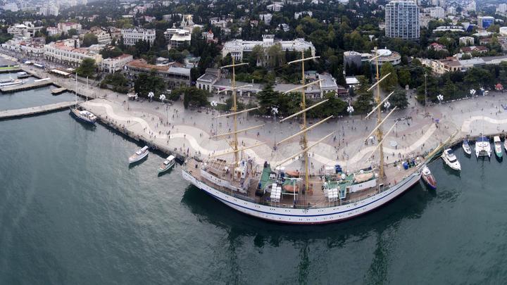 Германия хочет поделиться с Крымом беженцами