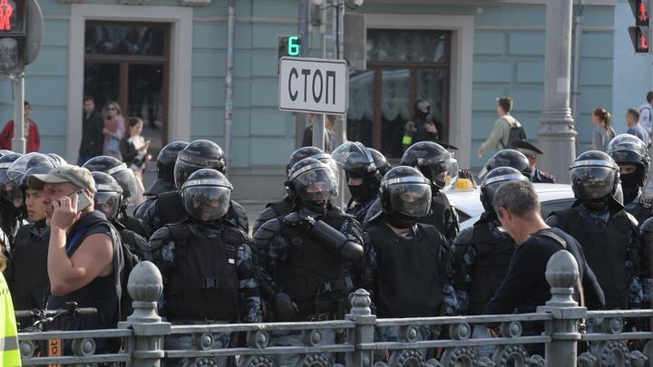 Я/Мы Росгвардия: Соловьев за пять минут объяснил, почему силовикам после митингов в Москве нужно сказать спасибо