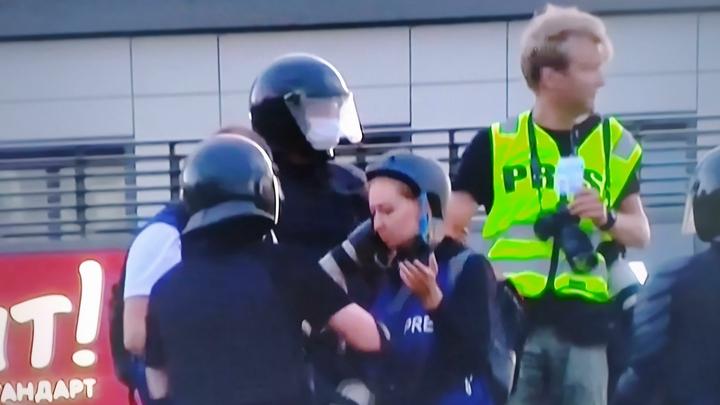 Запрещённое видео о белорусском майдане: Аргументов у протестующих два...