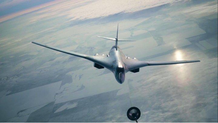 Совпадение?: Ту-160 пролетели над Баренцевым и Белым морями накануне инаугурации Байдена