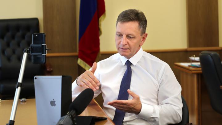 Подробности болезни владимирского губернатора стали поводом для критики в Сети