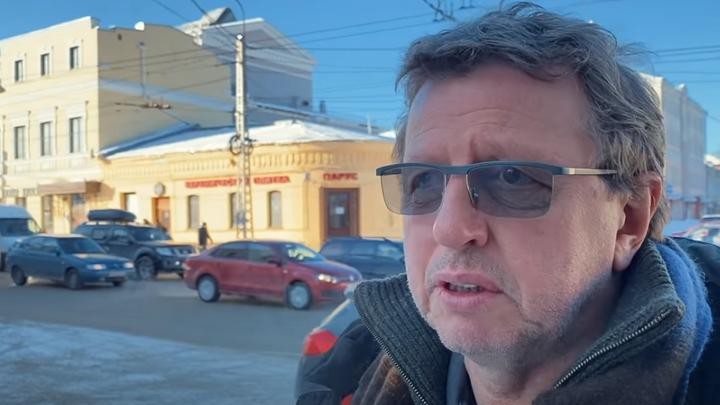 Охранник ивановского ТЦ «Воздвиженка» нахамил Михаилу Ширвиндту