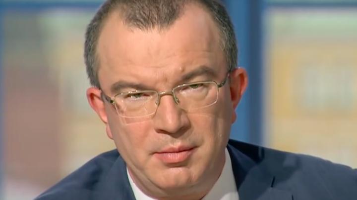 Силуанов допустил грубую ошибку, говоря о пенсиях. Пронько подловил министра