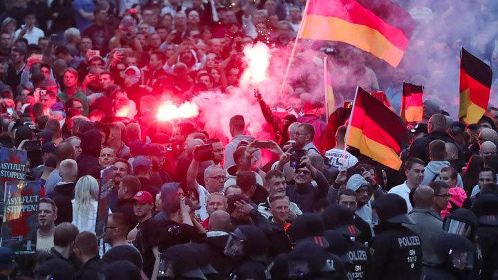 Кто виноват в «расистском бунте» в Хемнице