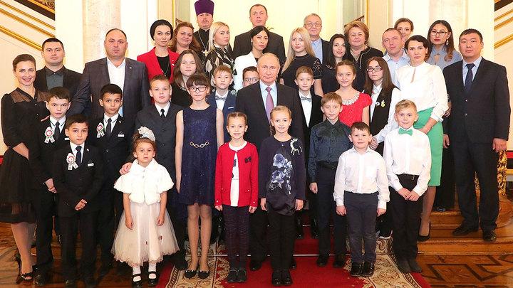 Россия взяла курс на демографическую революцию