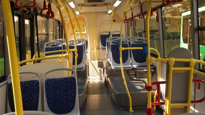 В Челябинск поступило пять новых автобусов на газу