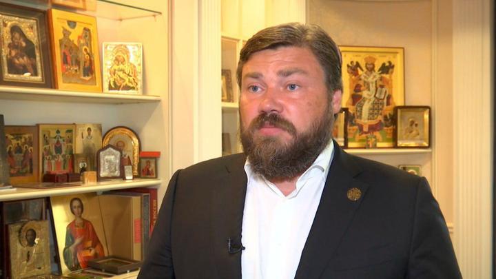 Утратившие имперскую идею украинцы не смогут остановить у себя кровавую свадьбу в Малиновке - Малофеев