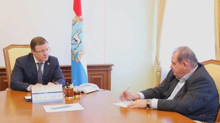 Глава Тольятти Сергей Анташев ушел в отставку