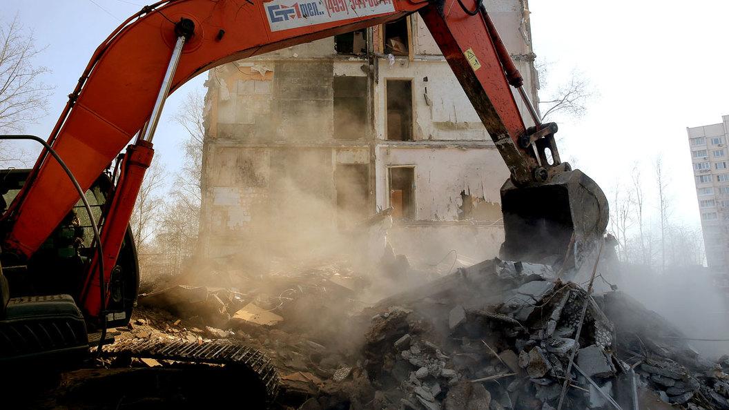 Жители Хамовников о сносе пятиэтажек: Это абсолютно недопустимо