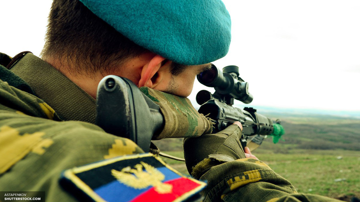 В ДНР не ожидали обстрела украинцами с Азовского моря