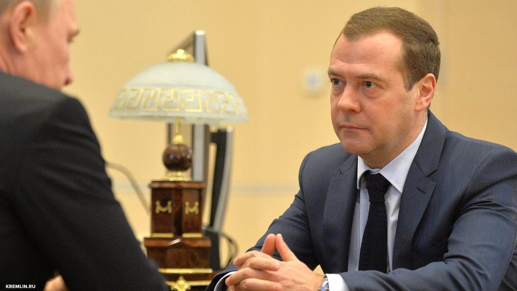 Медведев о продуктовом эмбарго: Не будем разочаровывать партнеров и снимать санкции