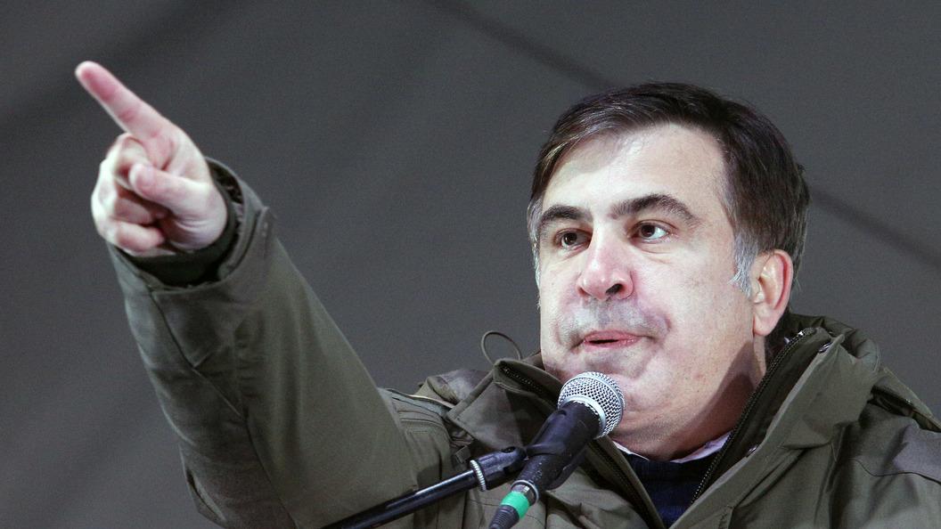 Стала известна реакция Грузии назадержание Саакашвили
