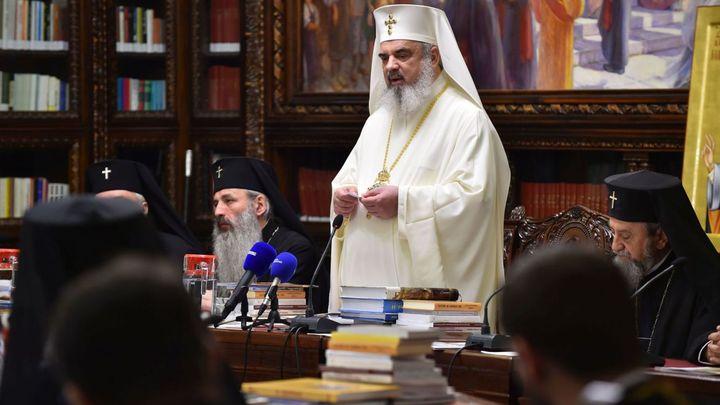 Румынская Церковь имеет виды на 127 приходов на Украине