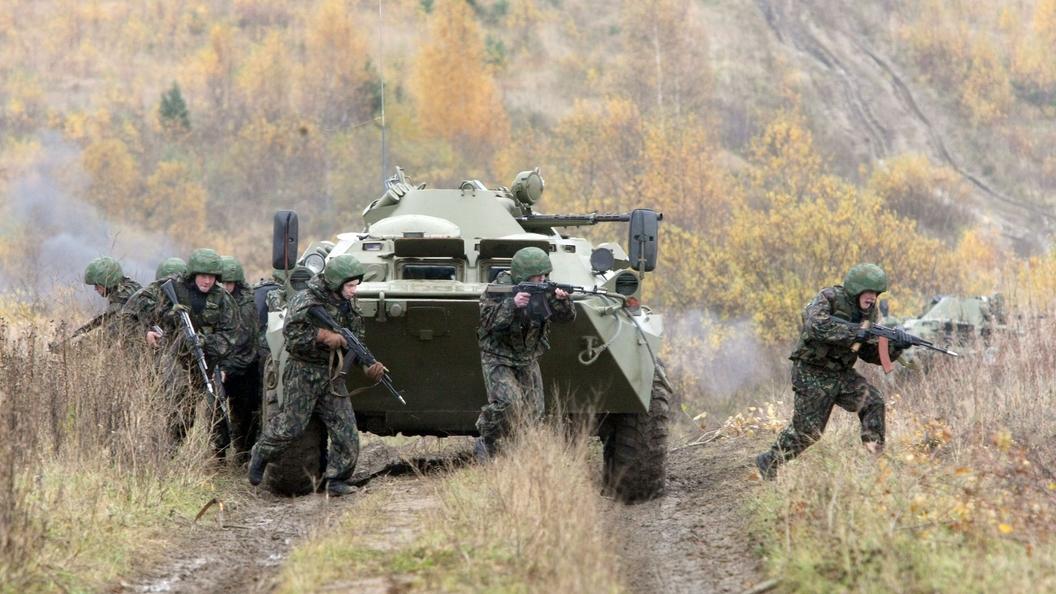 8 тысяч военных участвуют во внезапной проверке в Забайкалье и Бурятии