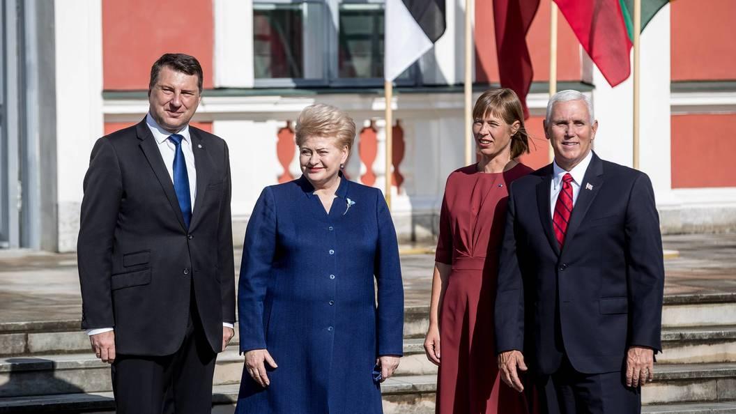 Президента Литвы подозревают вработе наСША