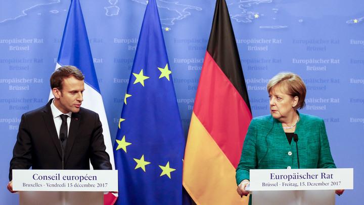 Меркель и Макрон призвали Киев отдать оставшихся военнопленных
