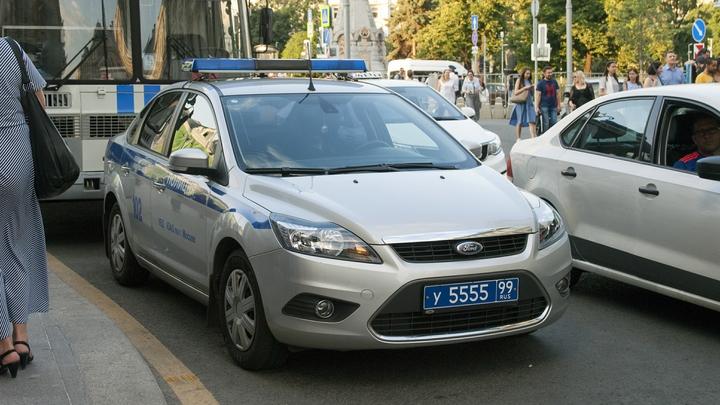 Похищение двоих детей в центре Москвы попало на камеру видеонаблюдения