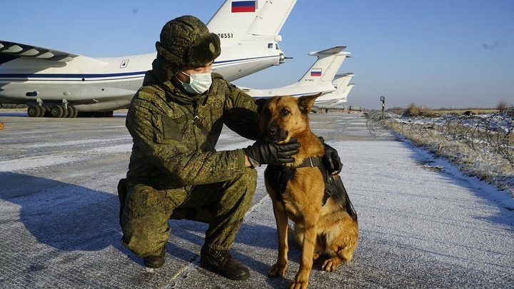 Россия, Россия, Россия: Карнаухов раскрыл французский парадокс с Карабахом