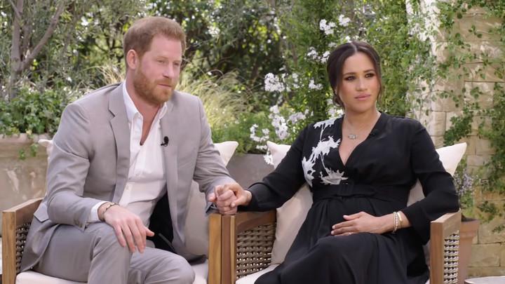 Меган Маркл и принц Гарри выдвинули серьёзное обвинение против королевской семьи