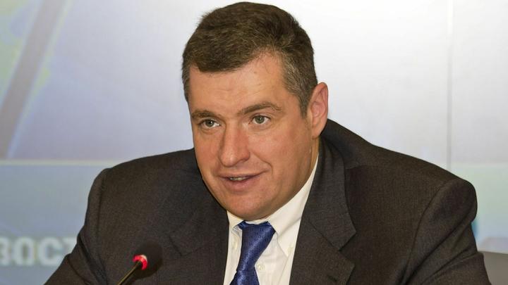Слуцкий: Высочайший результат Путина в Крыму разбивает доводы украинцев об аннексии