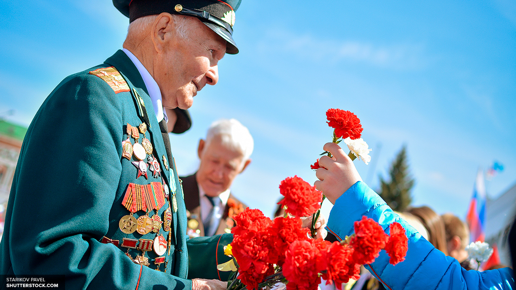 ВБерлине возложили венки кмемориалу павшим советским солдатам
