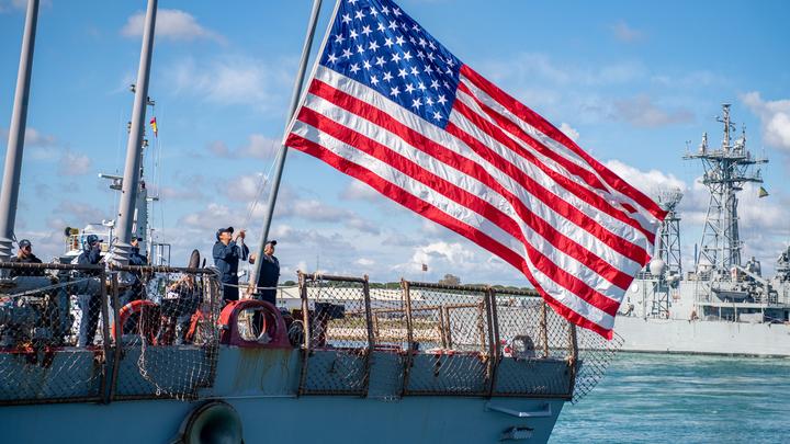 Седьмой на стрёме: В Чёрное море выдвинулся очередной морской агент НАТО