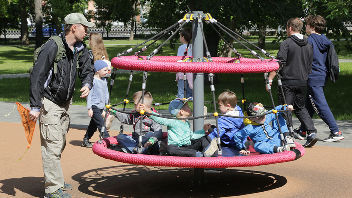 Решается вопрос: как будут работать детские сады Челябинской области с 4 по 7 мая