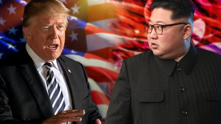 США и КНДР с радостью обменялись ругательствами