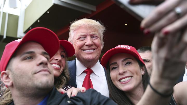 Трамп рвется к победе