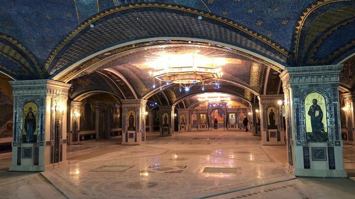 Предваряя Дорогу памяти. Удивительные фото главного храма Вооружённых сил России