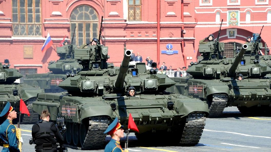 РФ  вскором времени  покажут беспилотную версию танка «Армата»