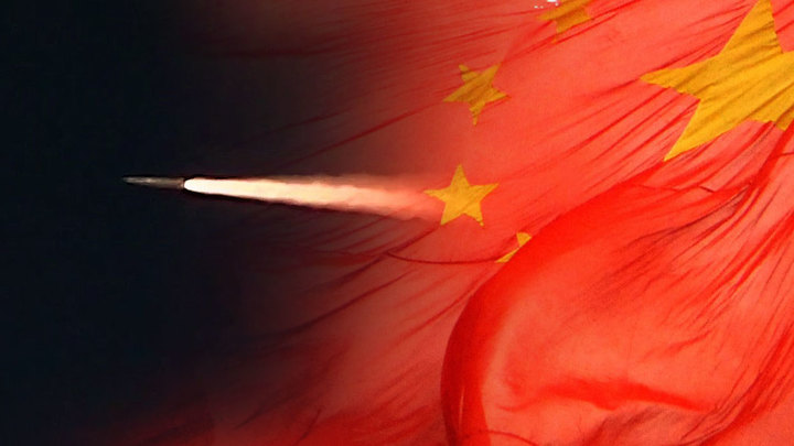 На кого точится китайский Кинжал