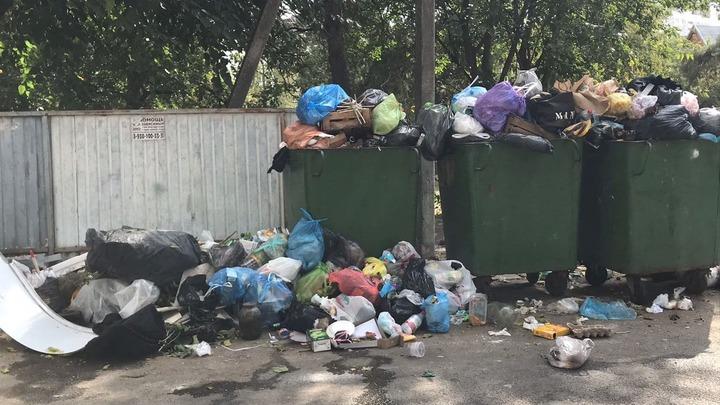 Александровцы проголосовали за сохранение мусорного оператора