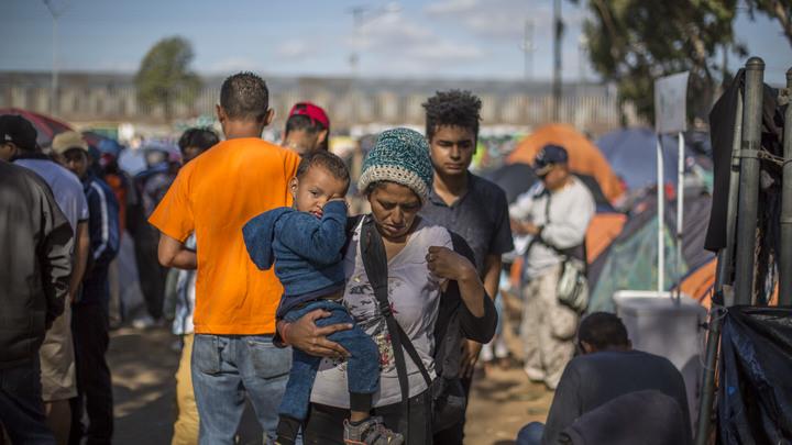 Мексика опровергла сообщения о договоренностях с США по мигрантам