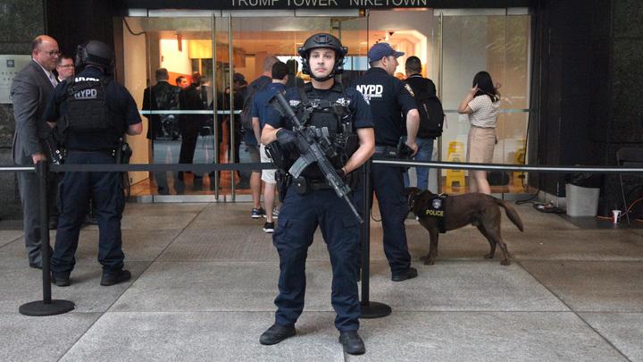 В Нью-Йорке испугались теракта в Барселоне и усилили меры безопасности