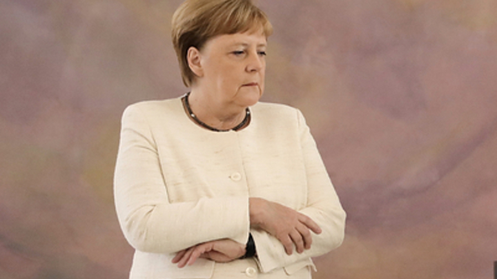 Соловьёв увидел в повторном припадке Меркель печальный знак