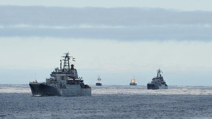 100 км для «Москита» не крюк: Во время учений «Восток-2018» уничтожено судно-мишень