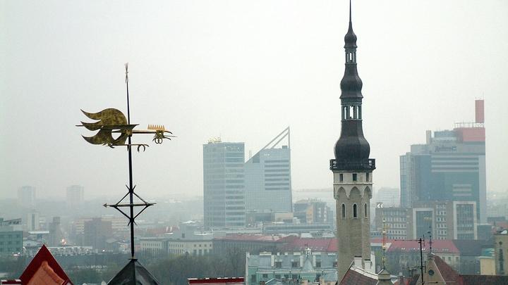 Эстония снова захотела отхватить кусочек России