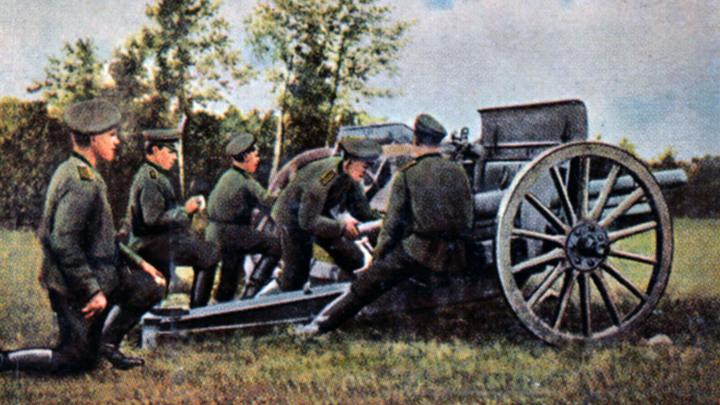 Первая мировая война: Сибирские стрелковые дивизии против германцев