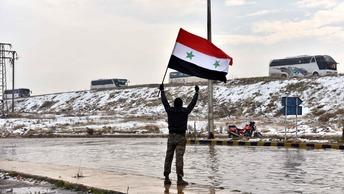 Это не мы: Пентагон открестился от причастности к обрушению российского моста в Сирии