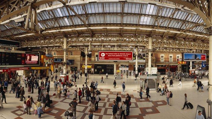 В Лондоне устроили панику на пустом месте: Эвакуирован вокзал Виктория