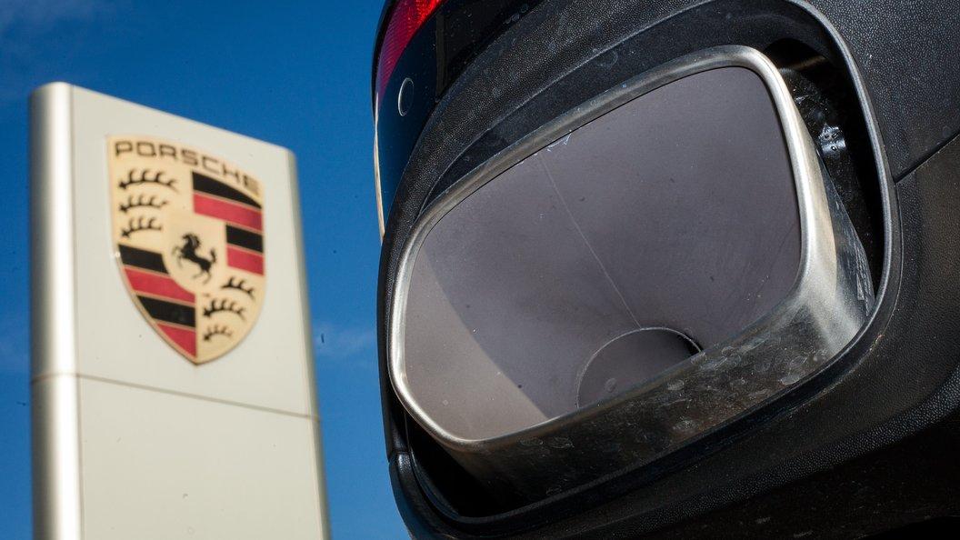 Первые фото нового Porsche Cayenne не восхитили красотой