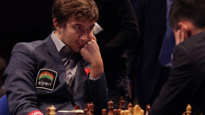 Шахматисты Крамник и Карякин не выявили победителя во втором туре турнира претендентов