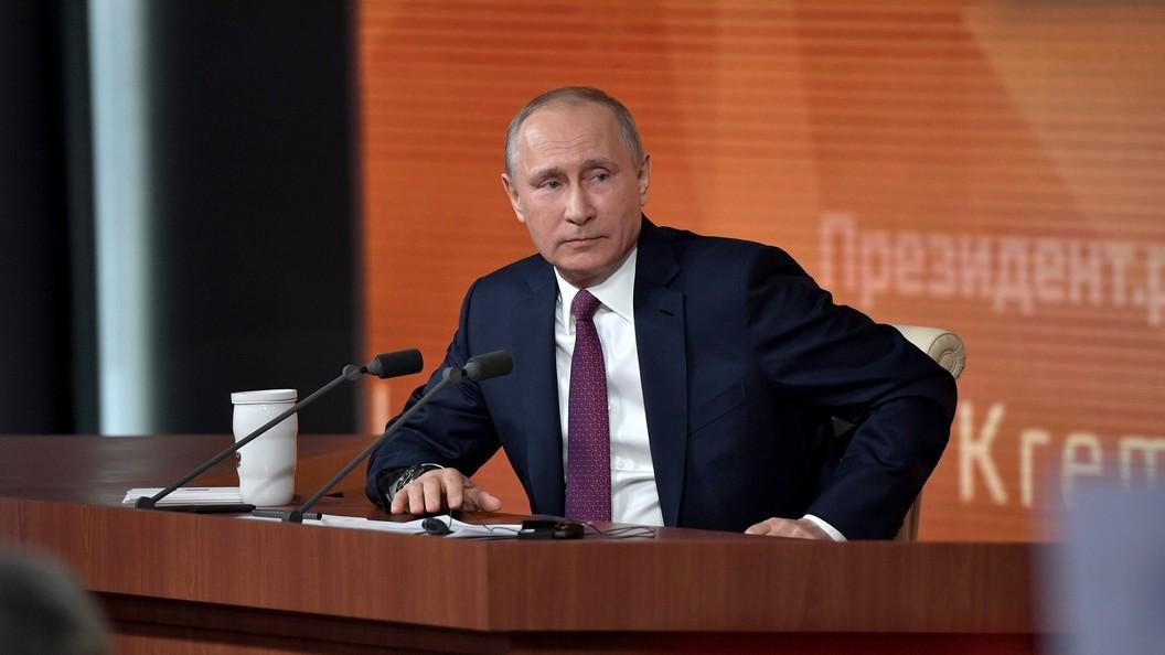 Путин: Саакашвили - это плевок в лицо грузинского и украинского народов