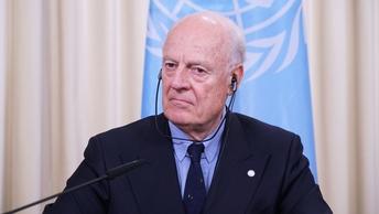 ООН принимает правила России: Спецпосланник по Сирии едет на переговоры в Сочи