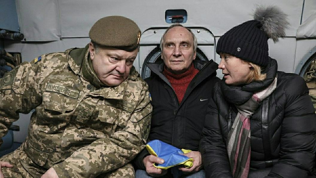 Порошенко обрадовался новым санкциям США против Российской Федерации