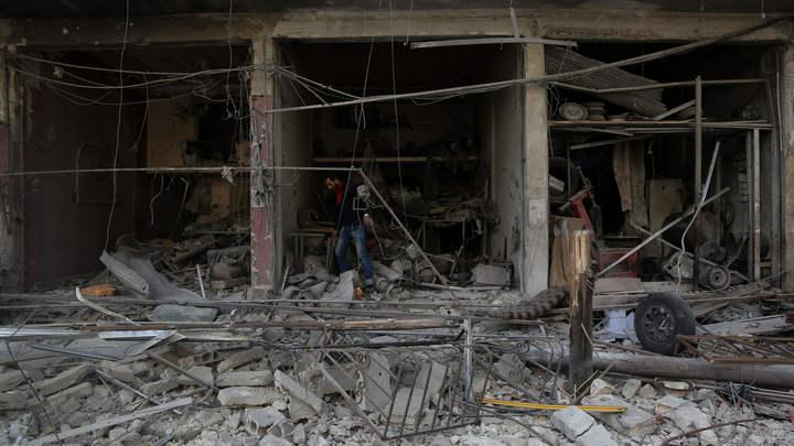 Боевики перекрывают гуманитарный коридор жителям Восточной Гуты