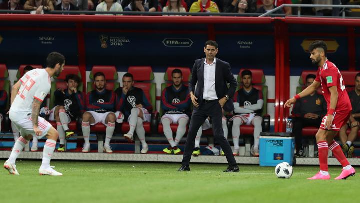 Черчесов раскрыл секрет успеха сборной Испании